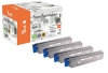 Peach Spar Pack Tonermodule kompatibel zu  OKI MC851-Series