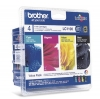 210623 - Original Valuepack Tinte schwarz, color, LC-1100VALBP Brother