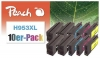320854 - Peach 10er-Pack Tintenpatronen kompatibel zu No. 953XL HP