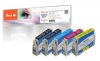 320987 - Peach Spar Pack Plus Tintenpatronen XL kompatibel zu No. 603XL Epson
